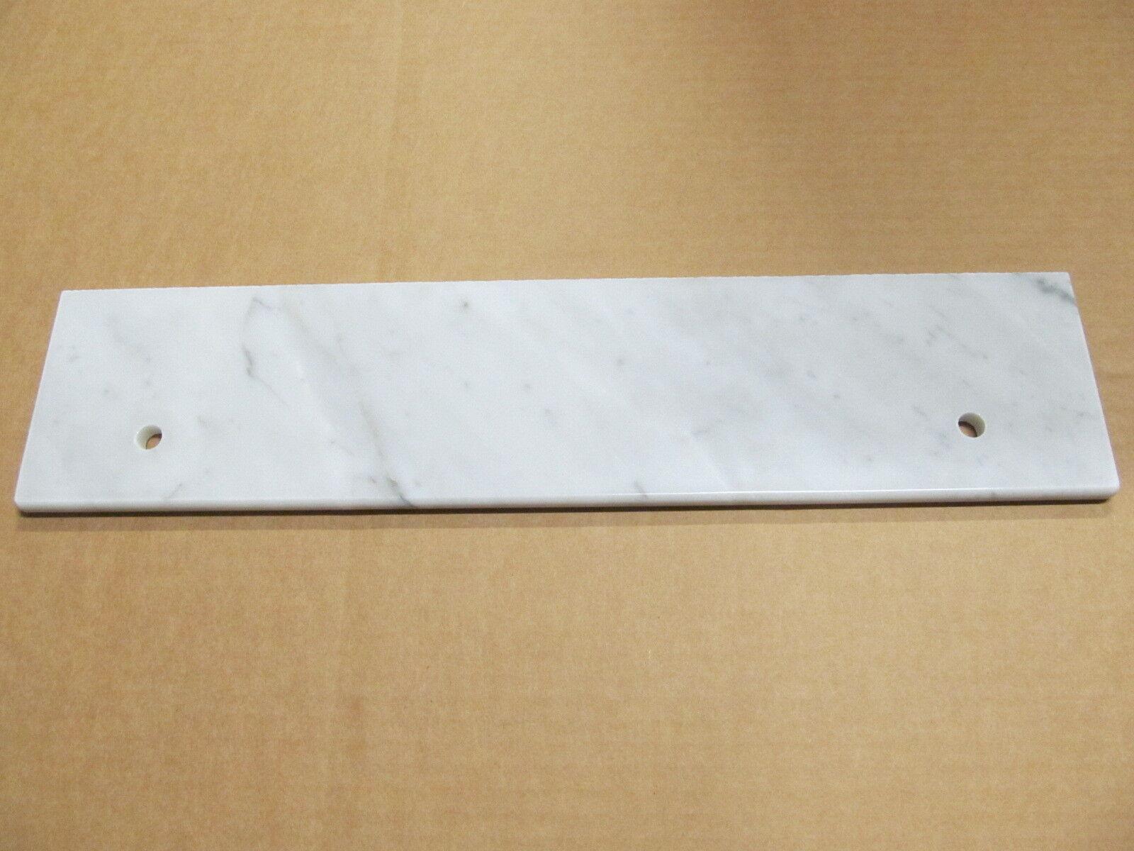 National Cash Register New Italian White Carrara Marble 332