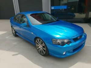 2003 Ford Falcon Xr8 Low Kms 20 Quot Wheels Best One On The