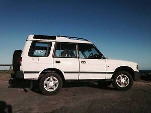1997 Land Rover Discovery Wagon Newcastle Newcastle Area Preview