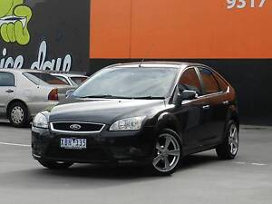 '07 Ford Focus Hatch, Turbo Diesel, low km, from $47 week *TAP Braybrook Maribyrnong Area Preview