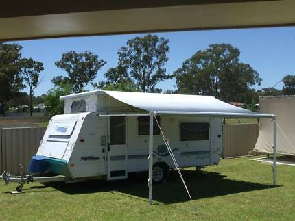 17ft Jayco Freedom Pop Top Caravan Stanthorpe Southern Downs Preview