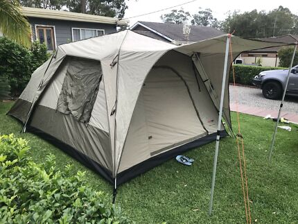 Black wolf 300 plus lite & Blackwolf 240 Plus Lite Tent | Camping u0026 Hiking | Gumtree ...