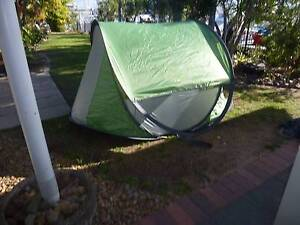 oz trail swift pitch 3 man pop up tent Buddina Maroochydore Area Preview
