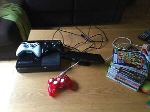 Xbox 360 avec kinect négociable