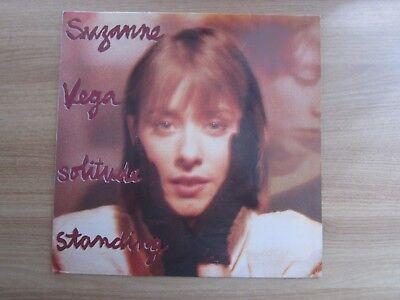 Suzanne Vega -Solitude Standing 1987 Korea Orig LP INSERT
