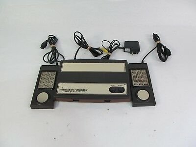 Intellivision Flashback Classic Game Console Collectors Edition 60Built In Games