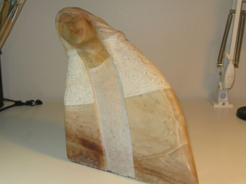 Navajo sculpture by Alvin Marshall
