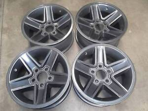 Chevrolet Camaro factory wheels. Somersby Gosford Area Preview