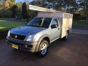 2004 Holden Rodeo Ute Horsley Park Fairfield Area Preview