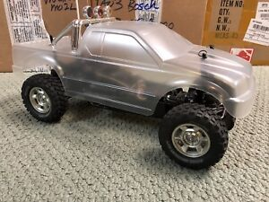 Brand new built with electronics Tamiya 4wd truck