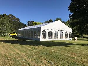 Clear span marquee and party equipment hire Moe Latrobe Valley Preview