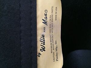 Willie & Max leather saddlebags  Oakville / Halton Region Toronto (GTA) image 4