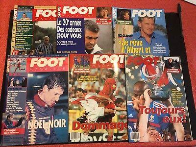Magazine Foot - Football Anderlecht RSCA. France   1998  FM2