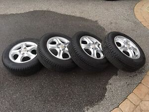 4 x 195/65 R-15 - Rims not included