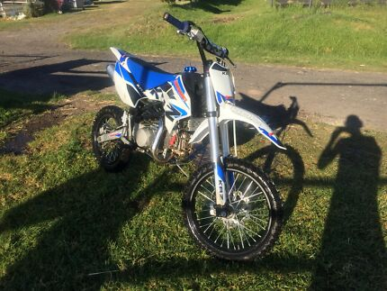 Thumpstar 2018 KRZ 140cc Assassin Pit Bike Helensburgh Wollongong Area Preview