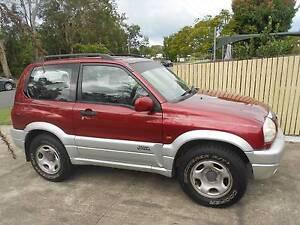 2004 Suzuki Grand Vitara Coupe Tewantin Noosa Area Preview