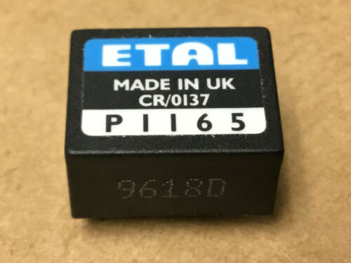(1 PC)  ETAL  P1165   Pulse Transformer 100UA Line V.32BIS