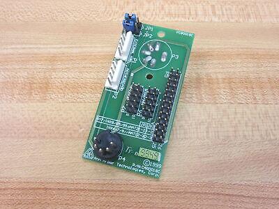 Ann Arbor Tech Card018c Circuit Board Pcb0018c