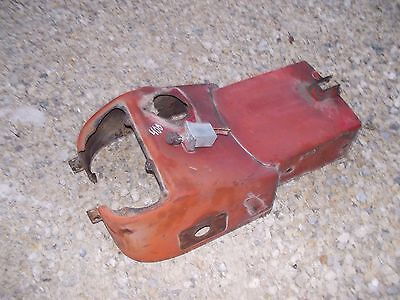 Farmall 400 Tractor Ih Dash Cowling Valve Cover Tachometer Holder