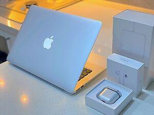"""2016 UltraFast Thin MacBook Air Intel Core i5-256GB SSD-8GB-13.3""""LED"""
