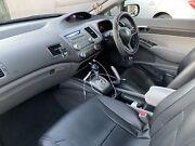 Honda CIVIC VTi 2010 Automatic Black Eight Mile Plains Brisbane South West Preview