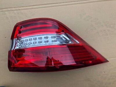 Mercedes ML W166 Heckleuchte Hinten Rechts A1669063201 LED Rückleuchte W166 ML