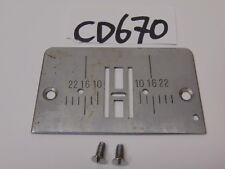 BABY LOCK BL2300 SEWING MACHINE REPLACEMENT PART THROAT ...