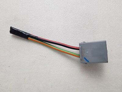 FORD FOCUS MK2 04-11 HEATER BLOWER MOTOR PLUG WIRING LOOM