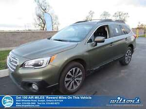 2016 Subaru Outback 3.6R LIMITED AWD | NAVI | SUNROOF | LEATHER