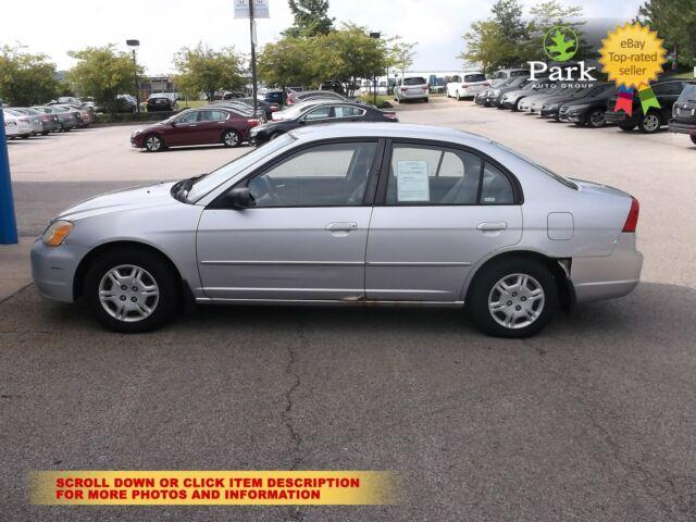 2002 Honda Civic For Sale