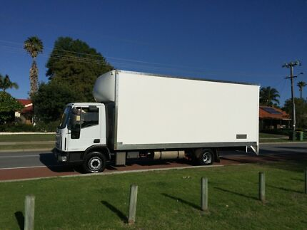 Truck for sale 2005 Iveco Eurocargo Pantech. Excellent condition Canning Vale Canning Area Preview