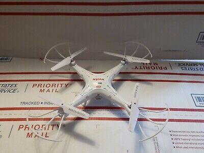 SYMA X5C DRONE w/CAMERA 2.4G UNTESTED AS IS
