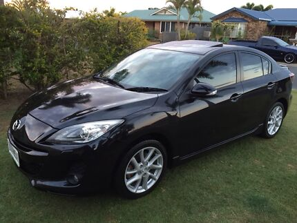 Mazda 3 SP25 Beaconsfield Mackay City Preview