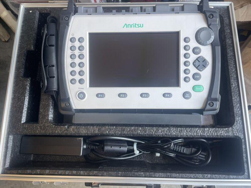 Anritsu MT9083A2-063 SM/MM AccessMaster OTDR w/Options 850/1300/1310/1550nm GOOD