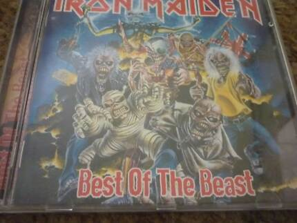 Iron Maiden - best of the beast - 16 track CD Panorama Mitcham Area Preview