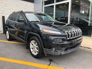 2015 Jeep Cherokee NORTH AWD V6 A/C MAGS BLUETOOTH