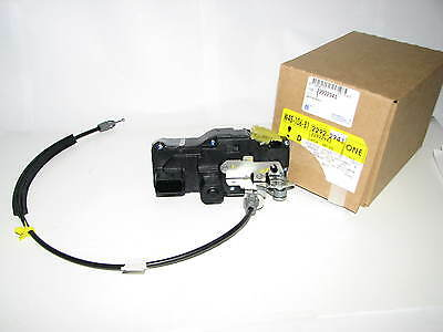 CADILLAC CTS DRIVER FRONT DOOR LOCK ACTUATOR 2008-2014 NEW OE 23190383