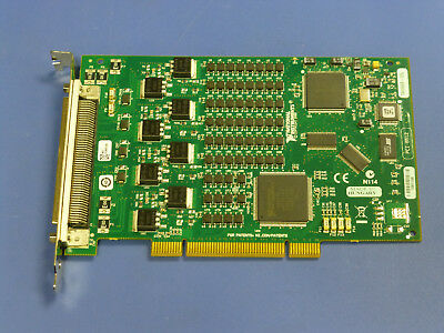 National Instruments Pci-6512 Ni Daq Card 64ch Digital Output
