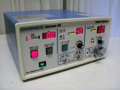 Dyonics Smith Nephew Access 40 Insufflator 40l 7205832