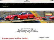 24/7 towing service call now for cheap deals  Liverpool Liverpool Area Preview