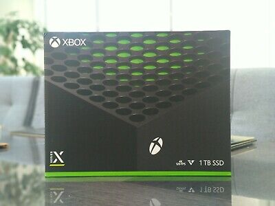 BRAND NEW Xbox Series X Console - NEXT DAY DELIVERY - 99p...