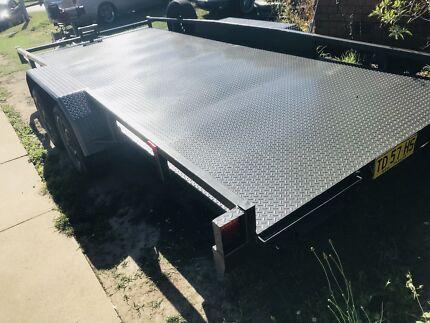 Car trailer hire $60
