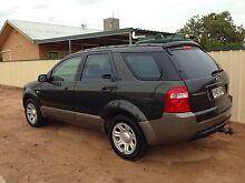 Ford Territory AWD 2007 Port Pirie Port Pirie City Preview