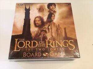 Lord of the Rings Two Towers Board Game New