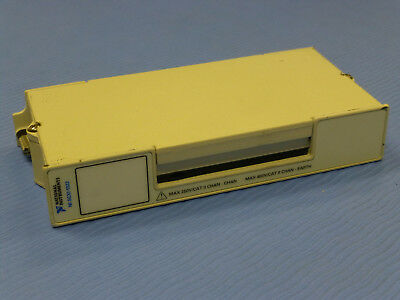 National Instruments Scxi-1322 High-voltage Screw Terminal Block