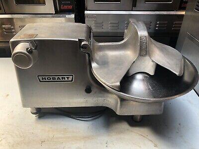 Hobart 84186 Buffalo Chopper 115v 19 Bowl Food Cutter Processor