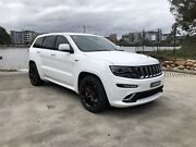2015 Jeep Grand Cherokee Srt 8 (4x4) 4d Wagon Ermington Parramatta Area Preview