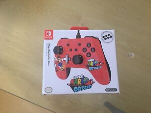 RARE - Not released in Canada! Special Mario odyssey controller