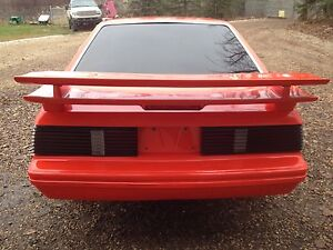 Rear wing/spoiler & hatch off a 1980 Capri Strathcona County Edmonton Area image 3