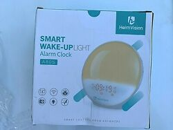 HeimVision Sunrise Alarm Clock Smart Wake up Light Sleep Aid Digital Alarm Clock